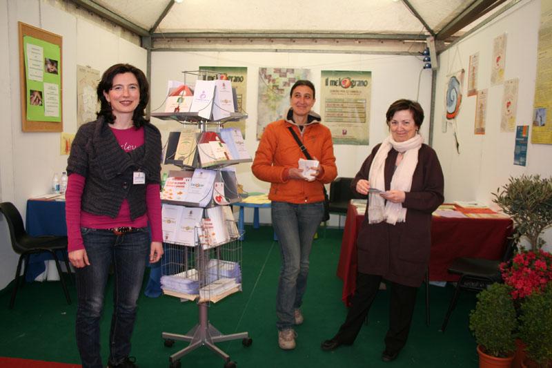 MammeAmiche alla Fiera di Primavera 2010