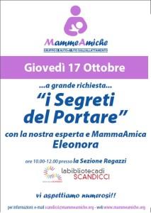 Volantino A5Eleonora17ott2013