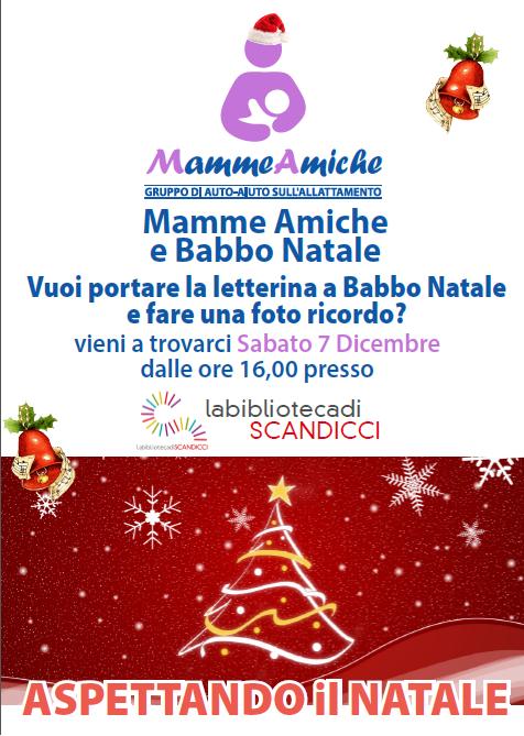 MammeAmiche e Babbo Natale