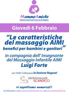 Volantino A4 Luigi Forte