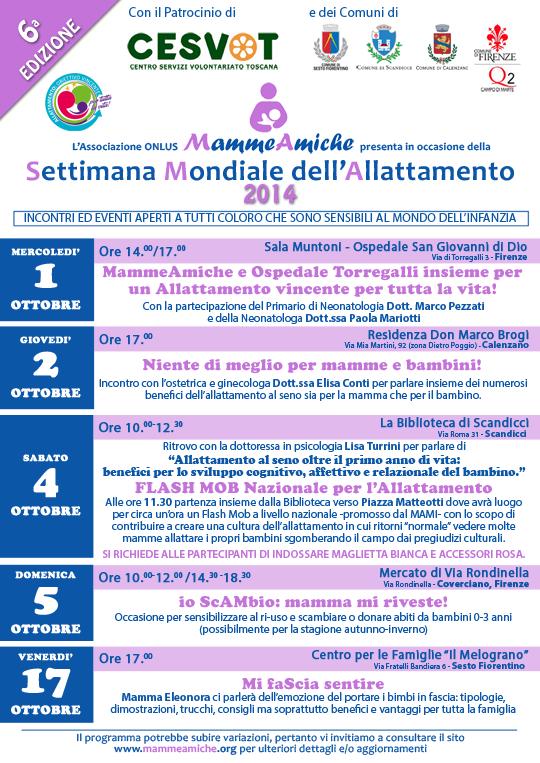 SAM2014 MammeAmiche Firenze