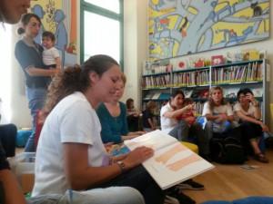 Nati per leggere Biblioteca Scandicci