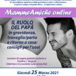 Marzo 2021: nuovi appuntamenti online con MammeAmiche