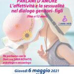 MAGGIO 2021: Incontri online MammeAmiche