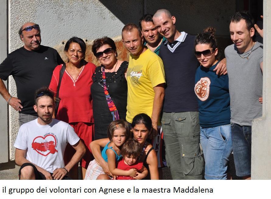 MammeAmiche per l'Emilia…a Rovereto (MO)