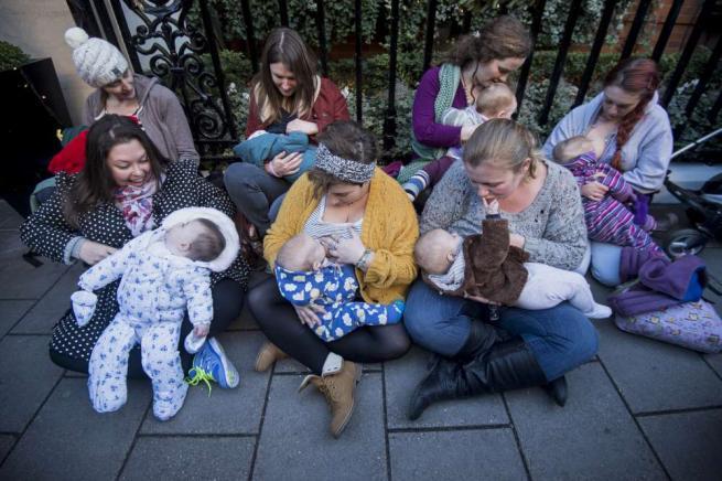 MammeAmiche su RAI Radio 1 pro-allattamento in pubblico