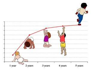 Le curve di crescita OMS