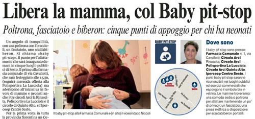 Baby Point a Sesto Fiorentino